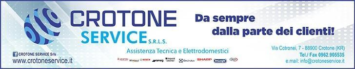 Crotone Service – Banner News