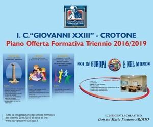 Giovanni XXIII – Banner Laterale