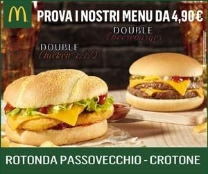 MCDONALD – LATERALE