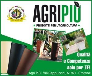 Agri Più Banner laterale