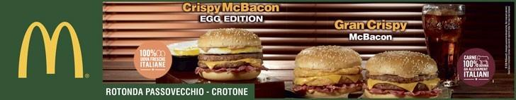 McDonald's- News McBacon