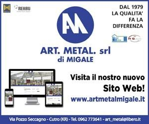 Artmetal Migale banner speciale