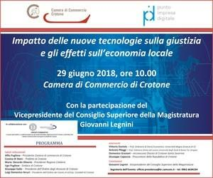 Camera di Commercio Crotone Laterale