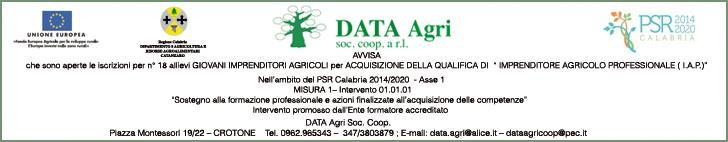 Data Agri – News