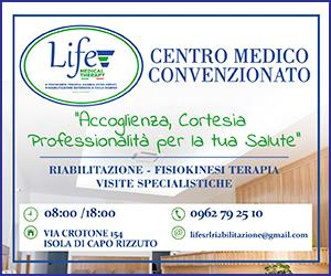 Life Medical Therapy – Scad. 21/09/2019