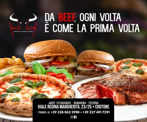 Beef laterale – Speciale Crotone d'Estate