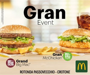 Mc Donald's Gran Event – Laterale