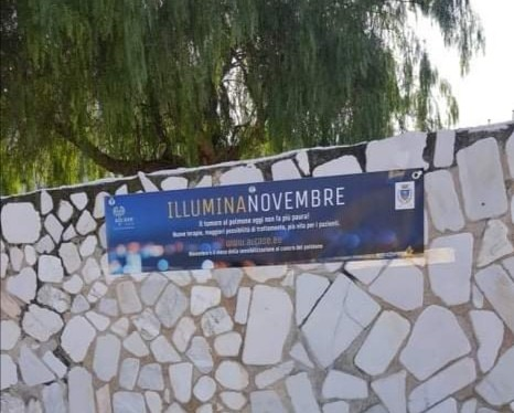 "Crotone aderisce all'iniziativa ""Illuminanovembre"" - CrotoneOK.it"