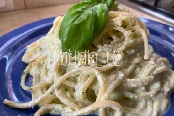 Le Ricette di Patrizia / Pasta Ricotta e Pesto (Redazione)